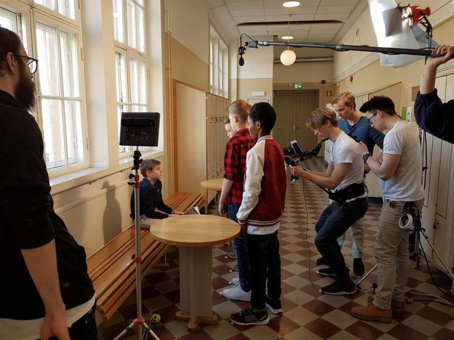 Välkomna till Stockholms Filmskola!