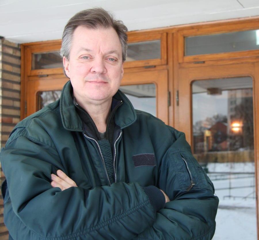 Ett samtal med Johan Brisinger