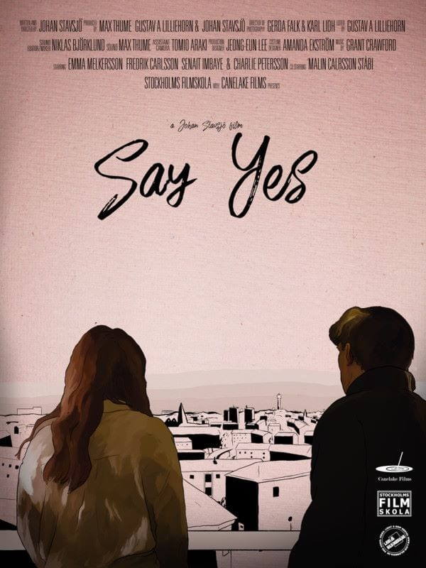 "Six awards to the student film ""Say yes""!"